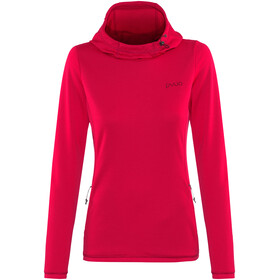 PYUA Bound Hoodie Women barberry pink